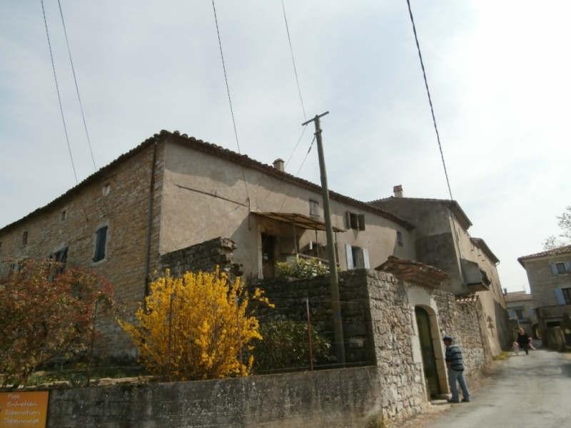 Verkoop  huis Ruoms 141000€ - Foto 2