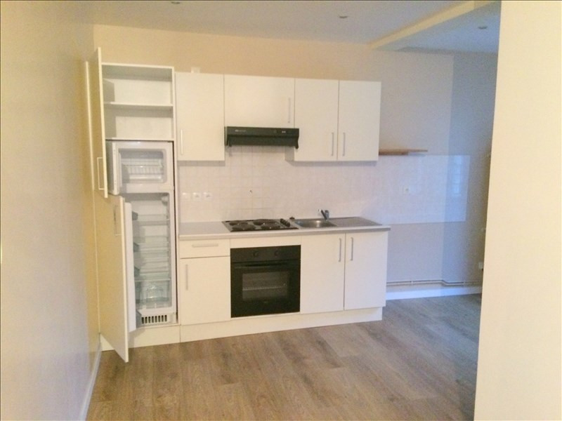 Location appartement La riviere st sauveur 590€ CC - Photo 1