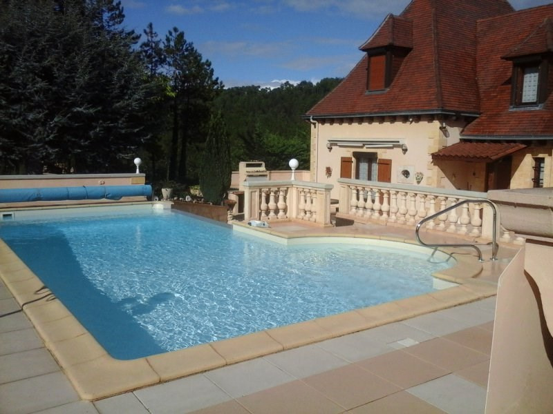 Sale house / villa Auriac du perigord 371000€ - Picture 2