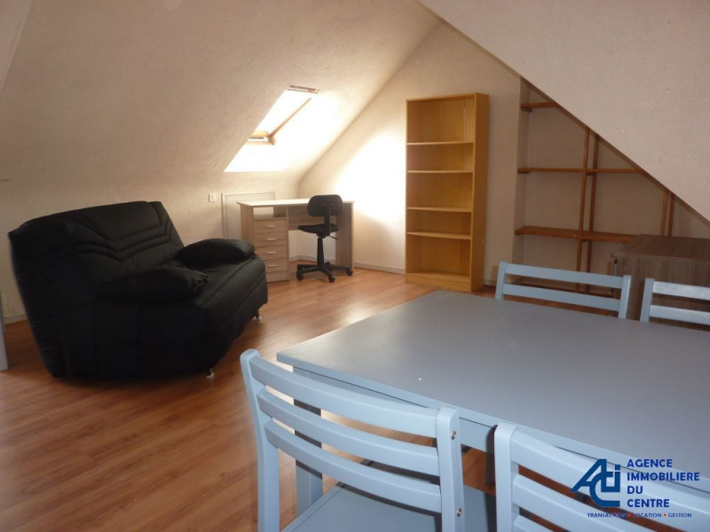 Rental apartment Pontivy 283€ CC - Picture 3