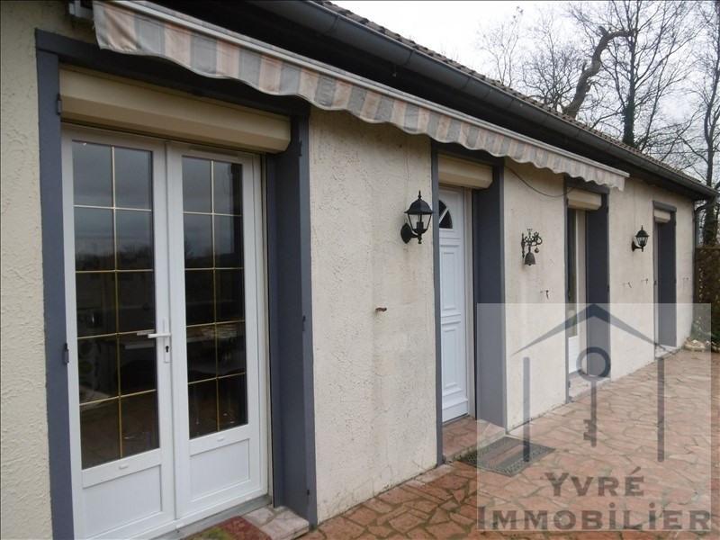 Sale house / villa Sarge les le mans 199500€ - Picture 1