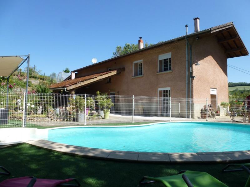 Vente maison / villa Hauterives 273000€ - Photo 1