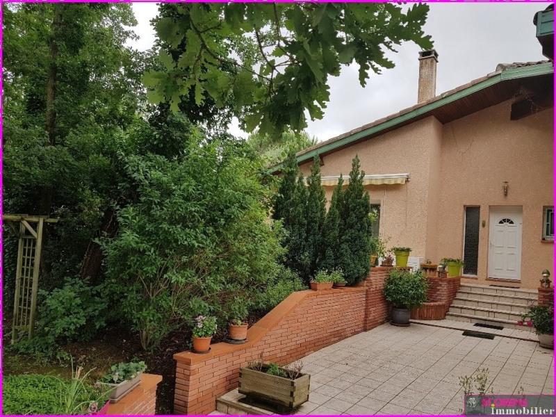 Deluxe sale house / villa Escalquens 572000€ - Picture 1