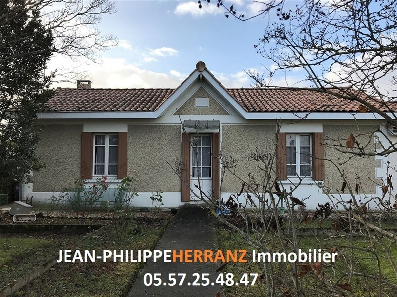 Life annuity house / villa St medard de guizieres 129000€ - Picture 1