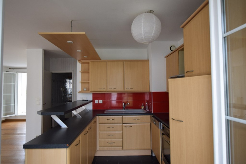 Sale apartment Longjumeau 267 000€ - Picture 2