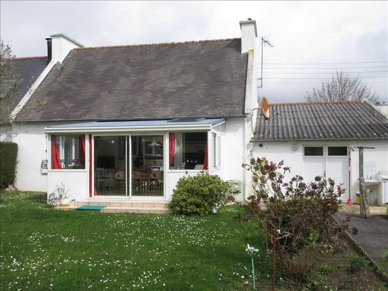 Vente maison / villa Audierne 120750€ - Photo 1