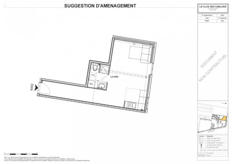 Vente appartement Linas 101450€ - Photo 5
