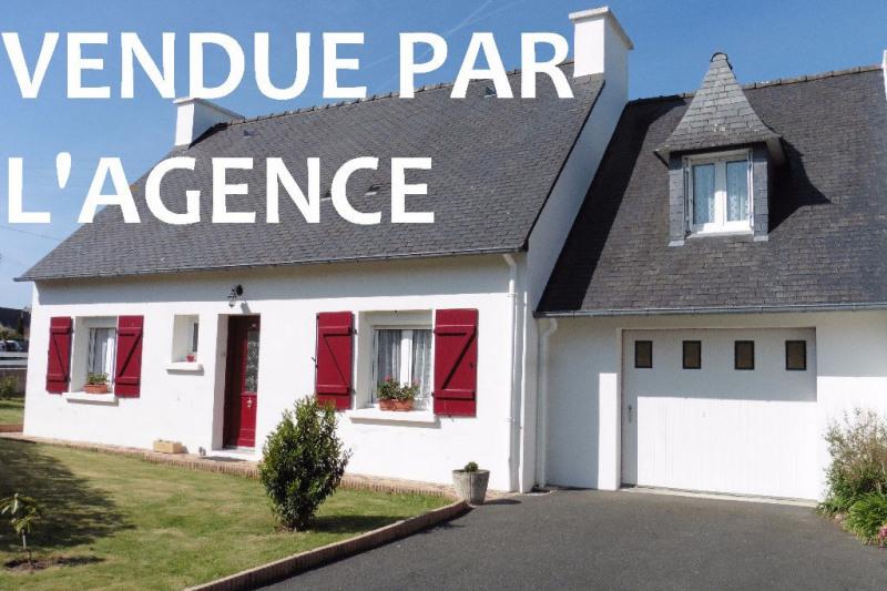 Sale house / villa Pont l abbe 212000€ - Picture 1
