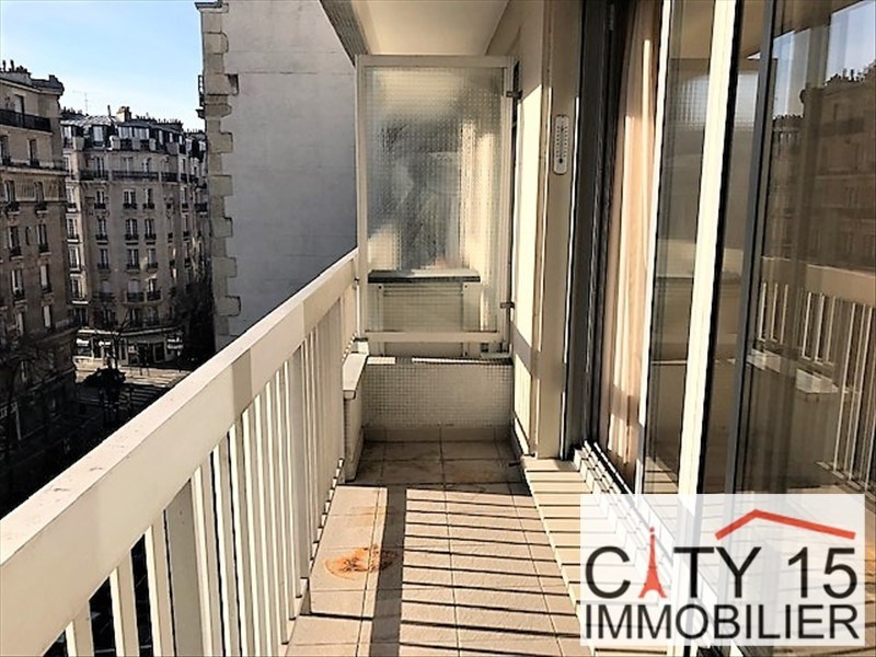 Sale apartment Paris 15ème 1000000€ - Picture 2
