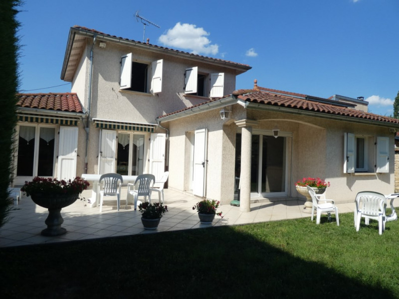 Vente maison / villa Bourgoin jallieu 395 000€ - Photo 1