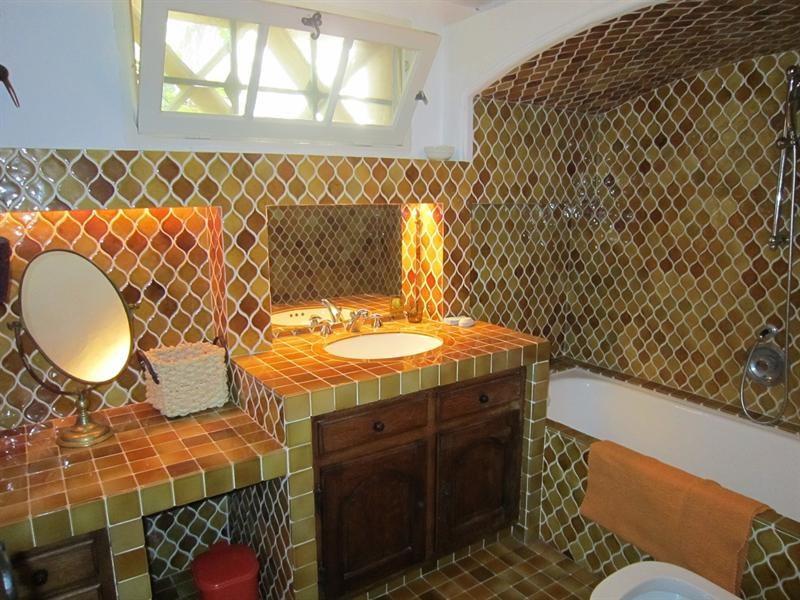 Location vacances maison / villa Cavalaire sur mer 1000€ - Photo 13