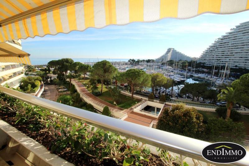 Deluxe sale apartment Villeneuve loubet 1245000€ - Picture 1