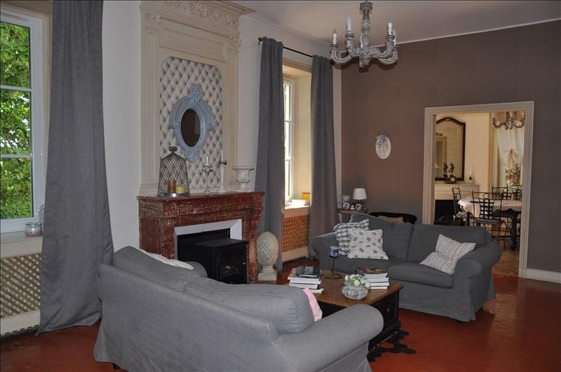 Vente de prestige maison / villa Liergues 690000€ - Photo 8