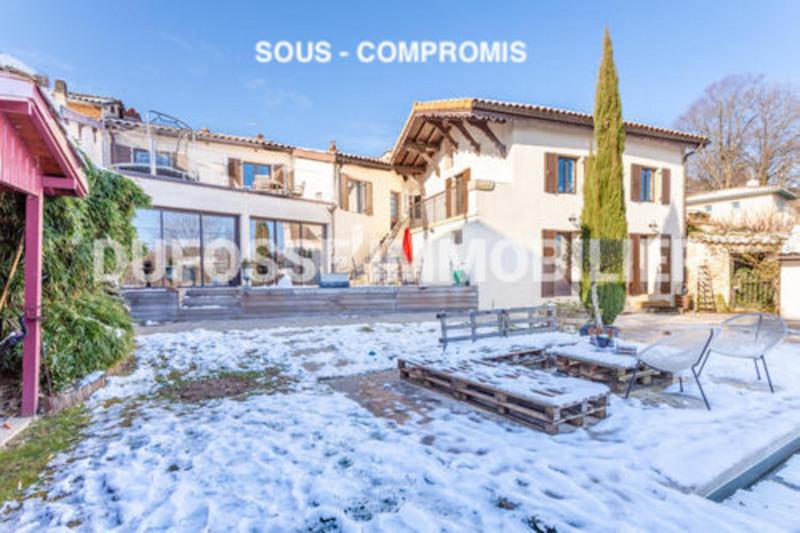Vente de prestige maison / villa Lyon 9ème 1249000€ - Photo 1