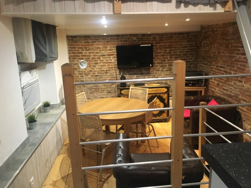 Sale apartment Toulouse 195 000€ - Picture 1