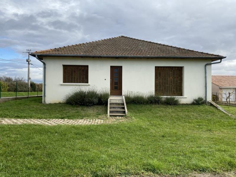 Location maison / villa Clonas sur vareze 850€ CC - Photo 1