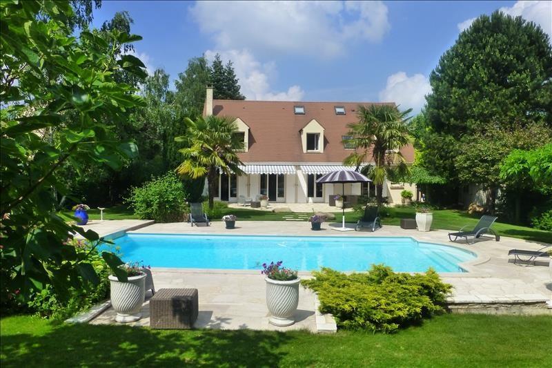 Immobile residenziali di prestigio casa Villennes sur seine 1250000€ - Fotografia 15