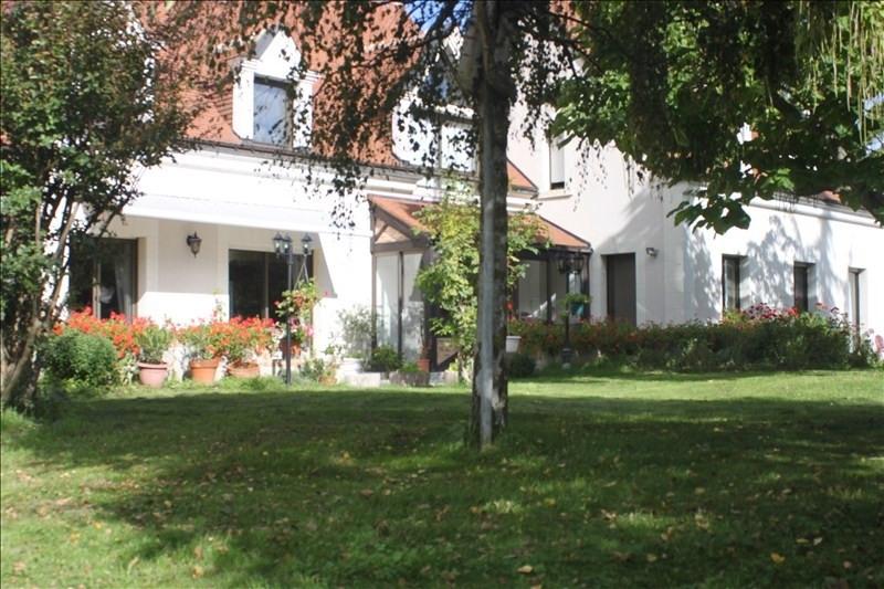 Deluxe sale house / villa St martin le beau 626000€ - Picture 3