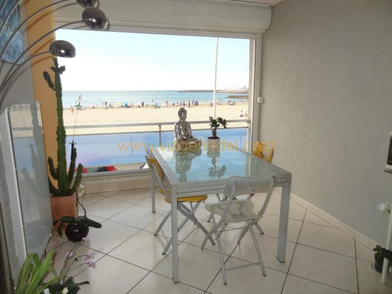 Lijfrente  appartement Palavas-les-flots 115000€ - Foto 1