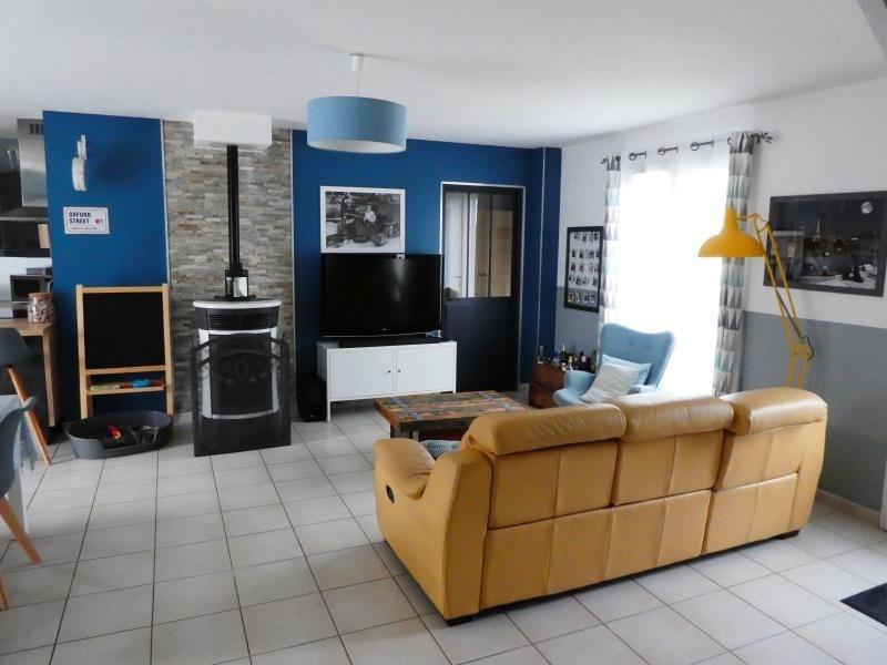 Sale house / villa St martin le beau 249900€ - Picture 2