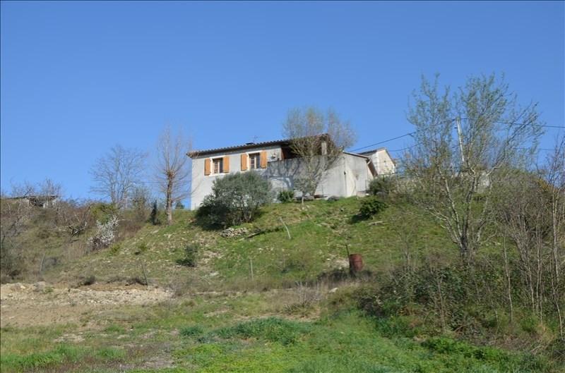 Vente maison / villa Ruoms 212000€ - Photo 10