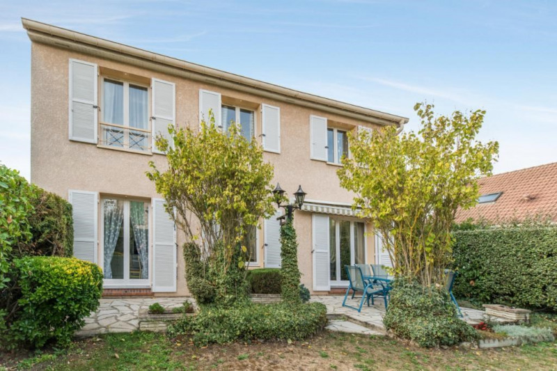 Sale house / villa Carrieres sous poissy 470000€ - Picture 1