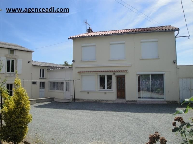 Vente maison / villa La creche 136 000€ - Photo 1