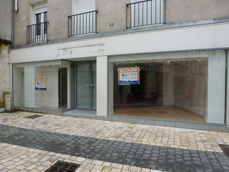 Location local commercial Chatellerault 1 470€ HT/HC - Photo 1