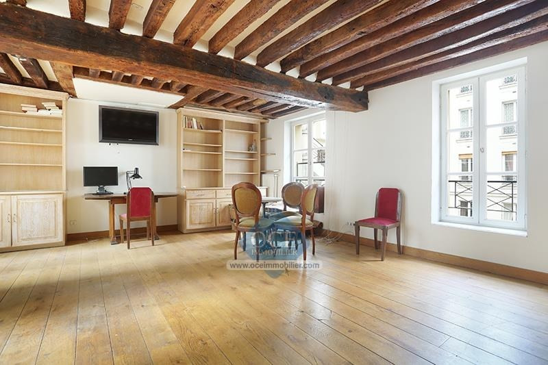 Vente de prestige appartement Paris 5ème 995 000€ - Photo 3
