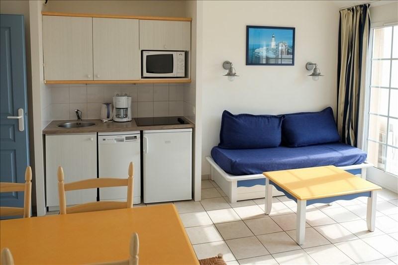 Revenda apartamento Talmont st hilaire 84200€ - Fotografia 4