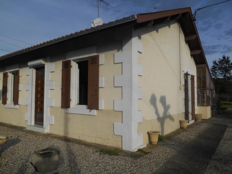 Vente maison / villa Cabanac et villagrains 238000€ - Photo 1