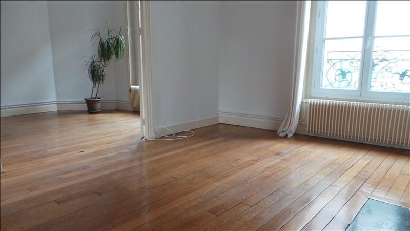 Rental apartment Asnieres sur seine 1007€ CC - Picture 1