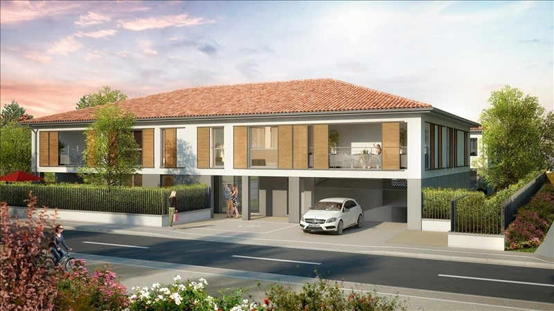 Vente appartement Toulouse 234000€ - Photo 2