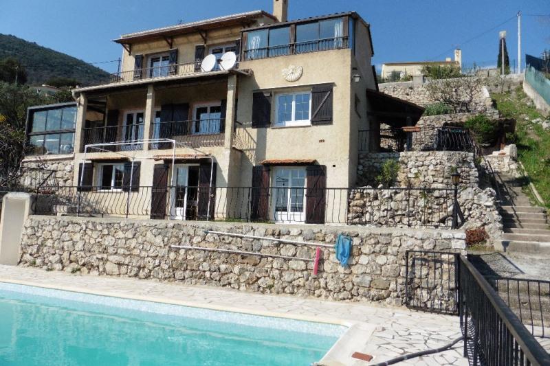 Immobile residenziali di prestigio casa Gattieres 629000€ - Fotografia 3