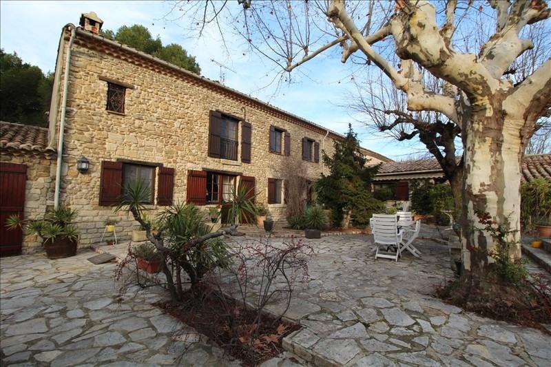 Sale house / villa Loriol du comtat 544000€ - Picture 3