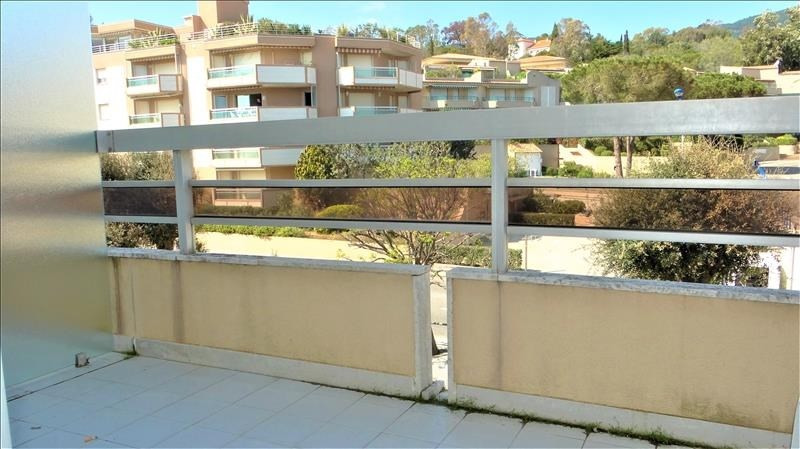 Investment property apartment Cavalaire sur mer 96500€ - Picture 2