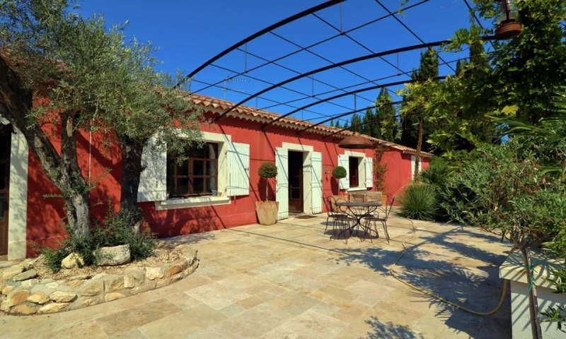 Vente maison / villa Fontvieille 472 000€ - Photo 1