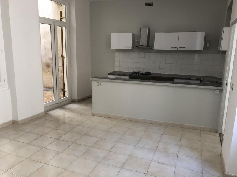 Rental apartment Nimes 525€ CC - Picture 1