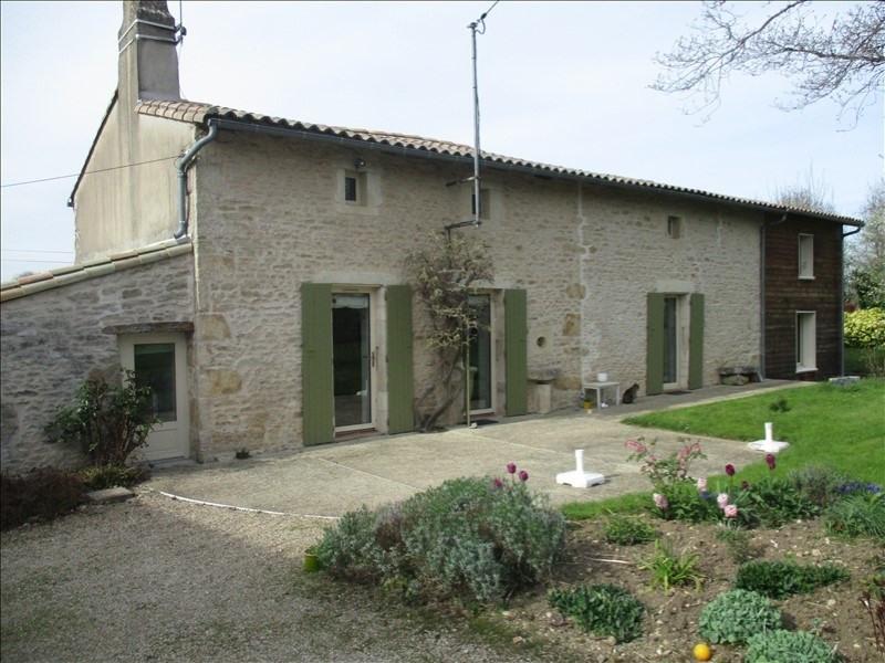 Vente maison / villa Cherveux 234000€ - Photo 2