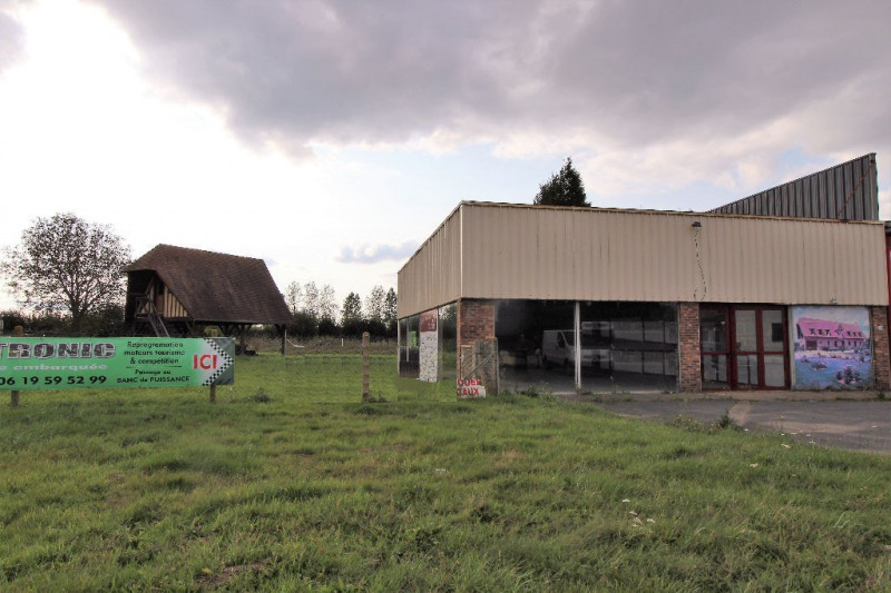 Vente local commercial Beuzeville 213 500€ - Photo 1