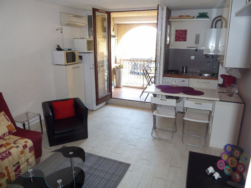 Sale apartment Carnon plage 115 000€ - Picture 1