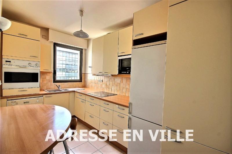 Revenda residencial de prestígio apartamento Levallois perret 1195000€ - Fotografia 5