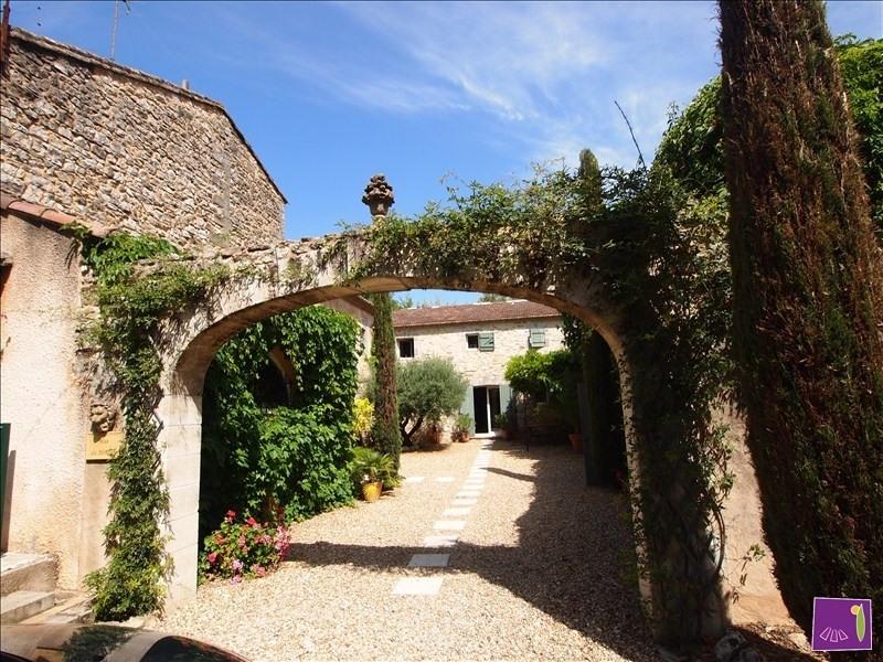 Verkoop van prestige  huis Uzes 750000€ - Foto 3