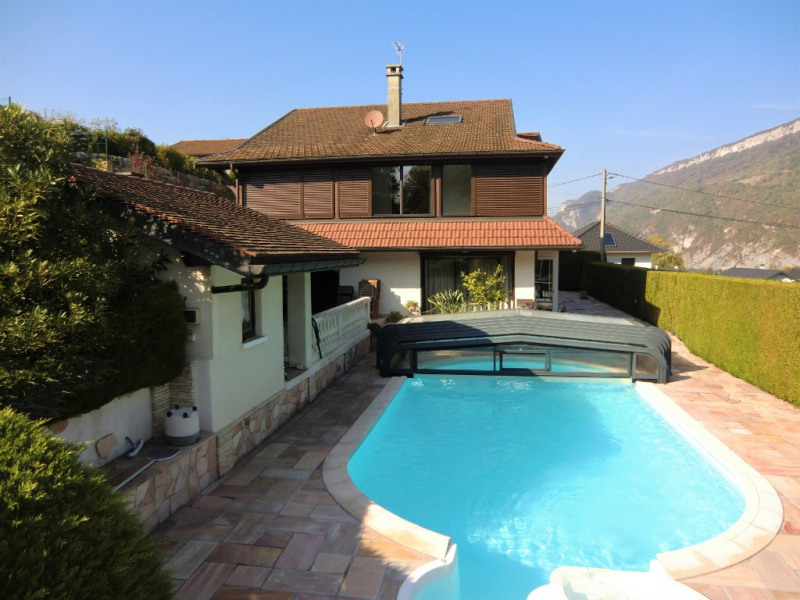 Deluxe sale house / villa Brison saint innocent 630 000€ - Picture 7