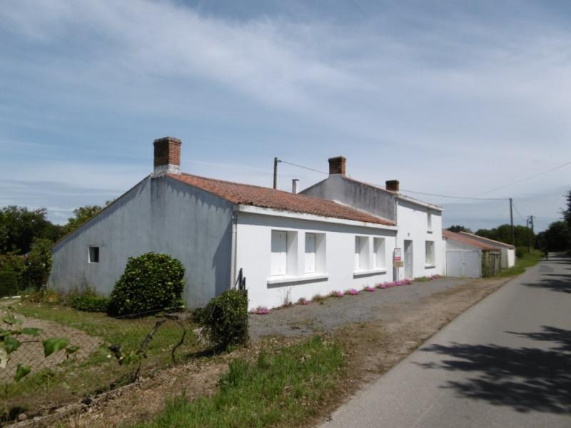 Sale house / villa Saint julien des landes 173750€ - Picture 2