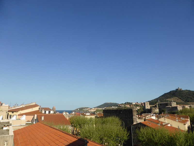 Alquiler vacaciones  apartamento Collioure 468€ - Fotografía 1