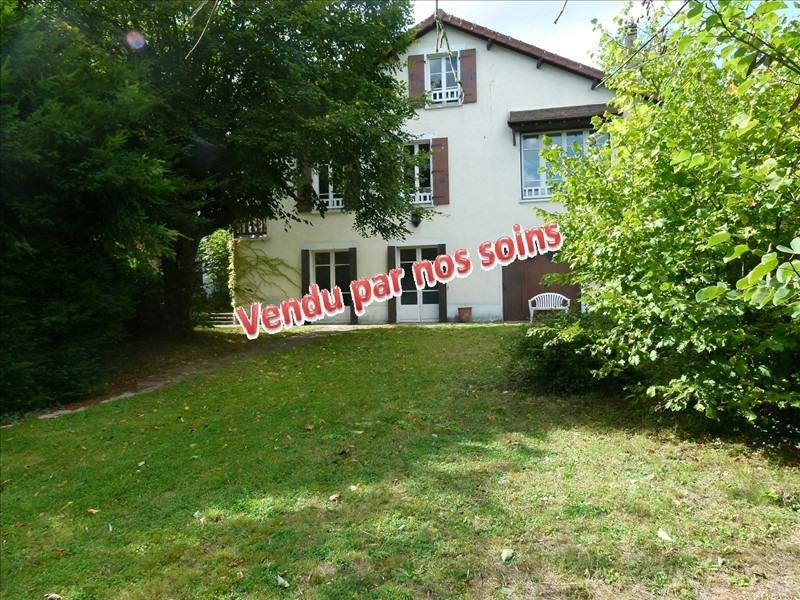 Vente maison / villa Montfort l amaury 599000€ - Photo 1