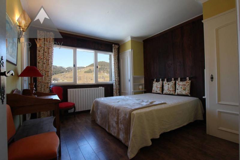 Vente de prestige appartement Megève 997500€ - Photo 5