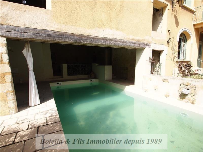 Verkoop van prestige  huis Uzes 526000€ - Foto 2