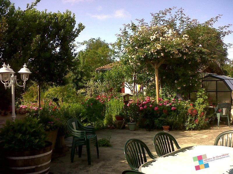 Vente maison / villa Cherves richemont 256800€ - Photo 4